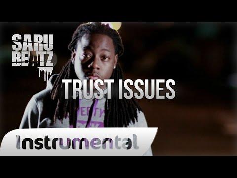 "Ace Hood Type Trap Beat Gangsta Rap Beat Instrumental "" Trust Issues "" - SaruBeatz"