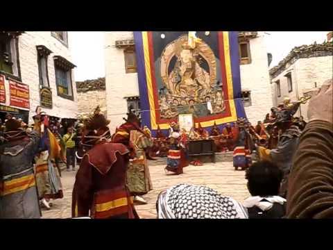 Tiji Festival 2014 with Eco Holiday Asia Pvt Ltd - Kathmandu