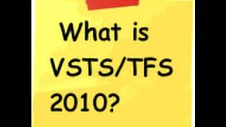 VSTS :- What is TFS ( Team foundation server ) ?