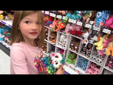 Trip To Party City School Reward - TY Beanie Boo And Candy Store!