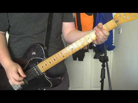 Muse   Pressure   Guitar Cover