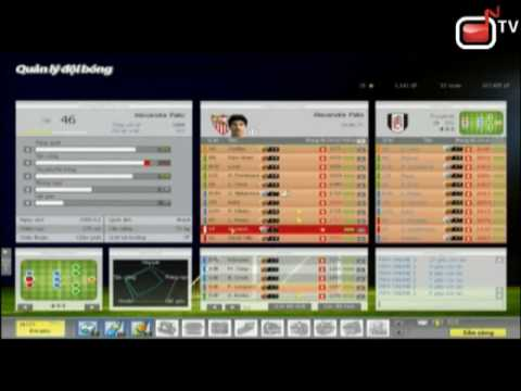 Gameshow FIFA Online 2: Canh Dần Cup 2010 - Tiger King vs Devil King - Trận 5 - P1