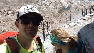 Mt. Whitney Day Hike 8-01-14