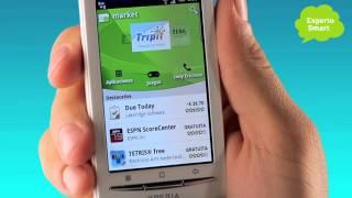 Sony Ericsson X8 - Cómo descargar aplicaciones