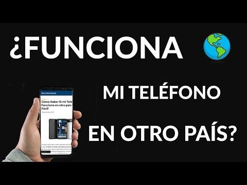 Cómo Saber SI mi Teléfono Funciona en otro país ¡Así de Fácil!