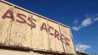 ABANDONED!!! Jack Ass Acres!! New River, AZ!! Someone definitely sleeping there!!! Awesome!!!