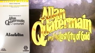 Video Store Promo - Allan Quatermain and the Lost City of Gold - Trade Show Preview Tape