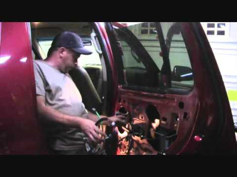 2002 Ford Explorer - Repairing the power window - YouTube
