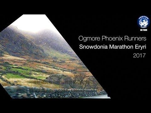 Snowdonia Marathon Eryri 2017