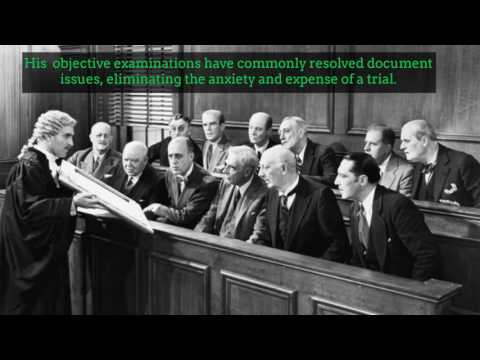 James A  Green, Professional Forensic Examiner