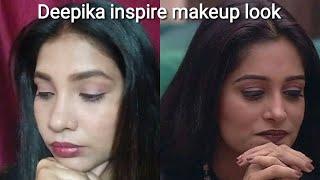 Deepika kakkar inspired makeup look by beauty with Suhani