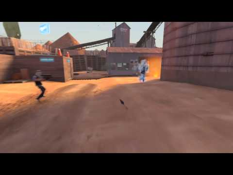 Team Fortress 2 - SPY #1 How to sneak behind enemy lines and die