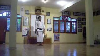 Pinan Kata 1-5 - Okinawa Shorin Ryu Karate-do KYUDOKAN