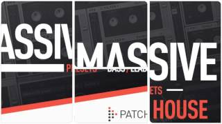 Freaky House Massive Presets - Loopmasters Patchworx Series