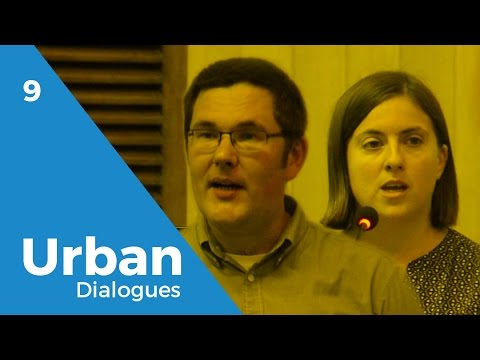 Urban Dialogue with Dr. John Horton & Dr. Sophie Hadfield-Hill (Sept 2015)