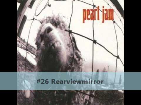 Top 50 Pearl Jam songs