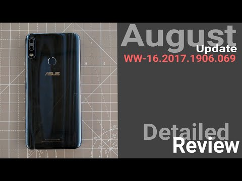 Zenfone Max Pro M2 August Update WW069 Build Detailed REVIEW
