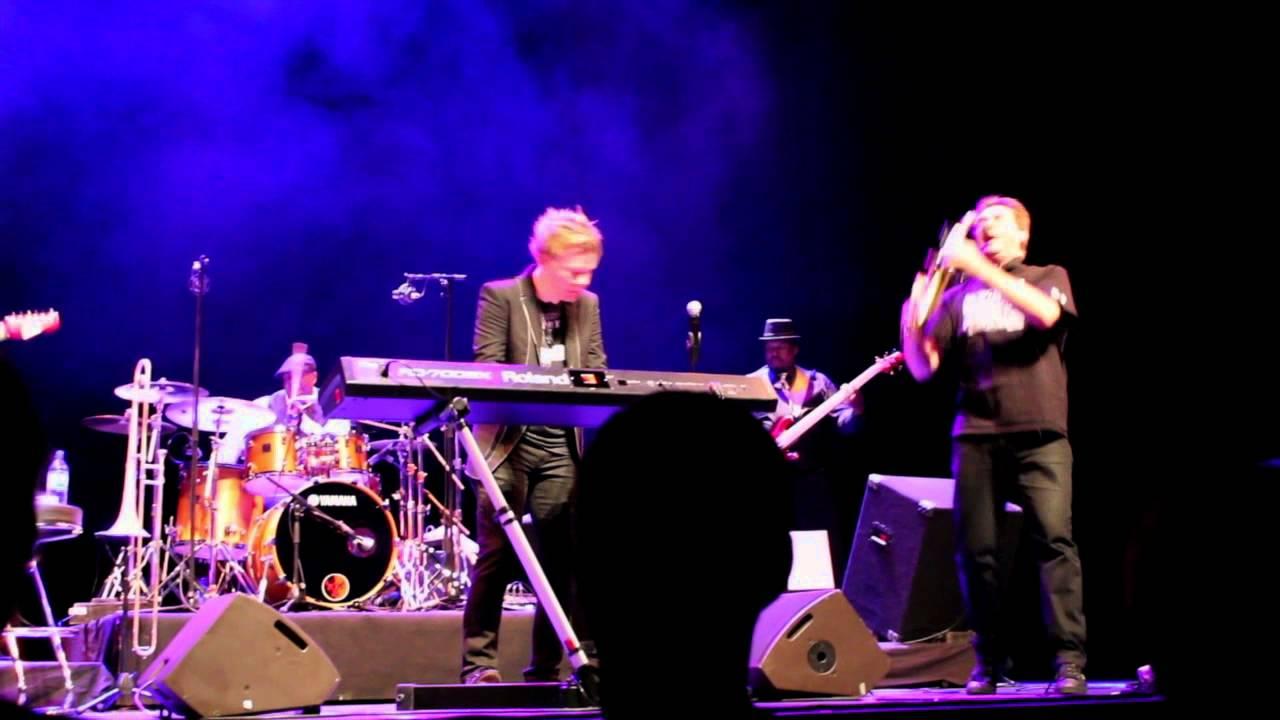 Brian Culbertson feat Derek Nash @Toulouse 2014