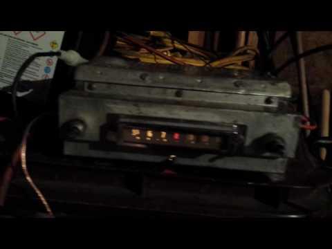 1947/48 Kaiser-Frazer radio