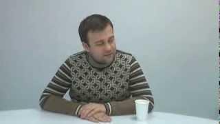 """Онлайн-конференція з ведучим """"Території обману"""" Олексієм Душкою"""