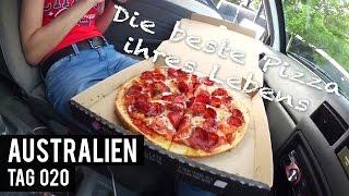 Die BESTE Pizza der Welt - Tag 20 - AUSTRALIEN - WORK & TRAVEL - BACKPACKING