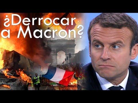 ¿Por qué Francia está en crisis? : Chalecos Amarillos