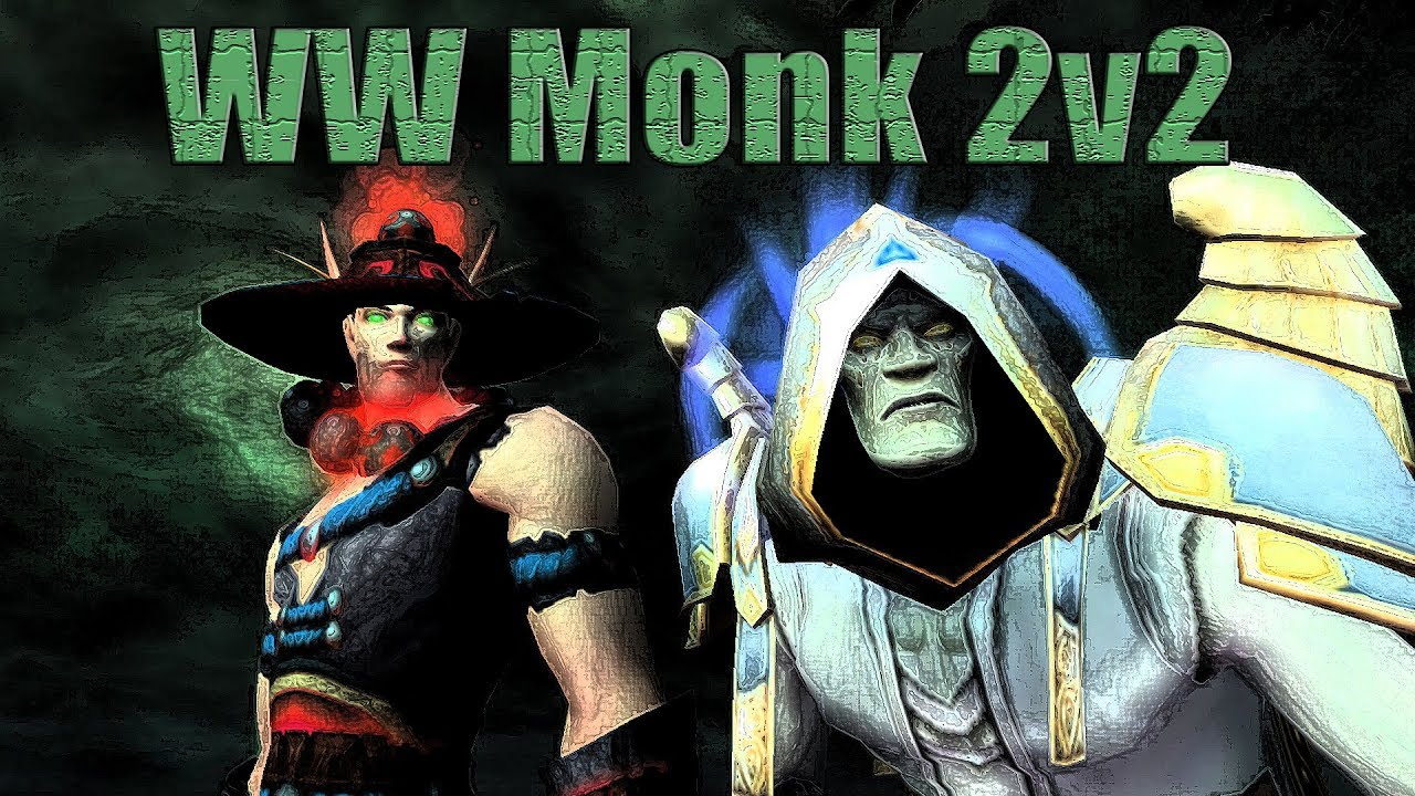 Ww Monk Legion