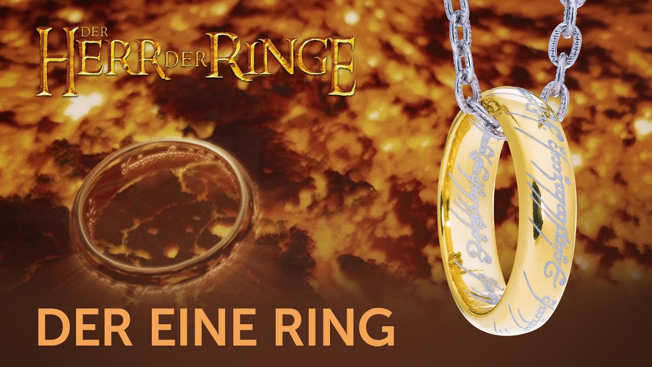 herr der ringe der eine ring das original youtube. Black Bedroom Furniture Sets. Home Design Ideas