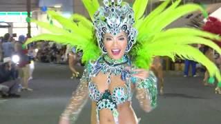 【1080p】花小金井夏祭り サンバ Samba 2018 花小金井サンバフェスティバル リベルダージ G.R.E.S Liberdade thumbnail