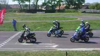 Wyscigi skuterów - Gostyń 2009