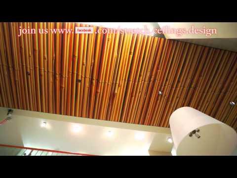 Manhattan Plaza Health Club. Stretch Ceiling Installation.