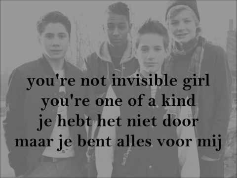mainstreet - invisible girl karaoke