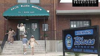 The Blues Lives On: The Delta Blues Museum