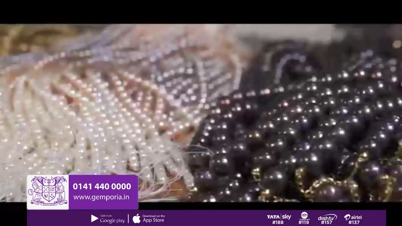 52220d6bf Shop Affordable Jewellery LIVE With Gemporia TV - 20th November - YouTube