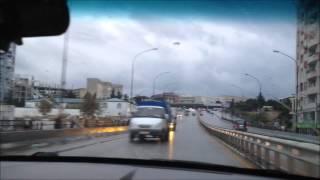 Баку (против мост 3-его мкр) 14.10.2012.wmv