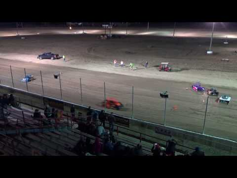 Mini Wedge Feature #1 at I-96 Speedway on 04-27-2018