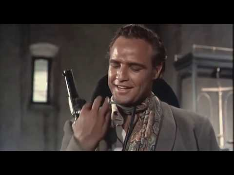 MARLON BRANDO: One Eyed Jacks (Full Length Movie, Classic, English) *full movies for free*