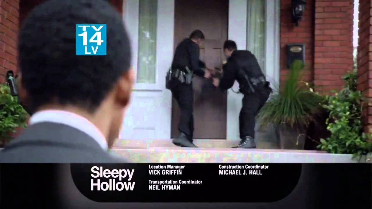 "Download Sleepy Hollow 1x04 Promo  ""The Lesser Key of Solomon""  (HD)"