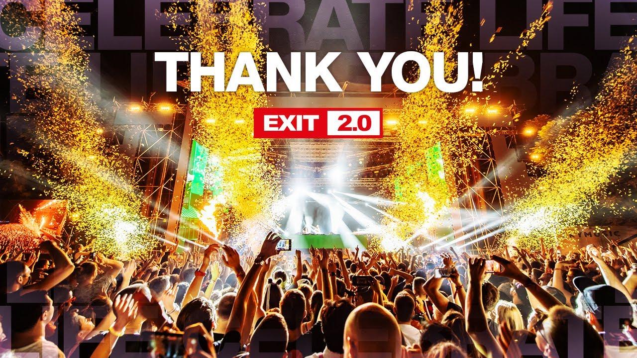 EXIT 20th Anniversary 2021 Recap