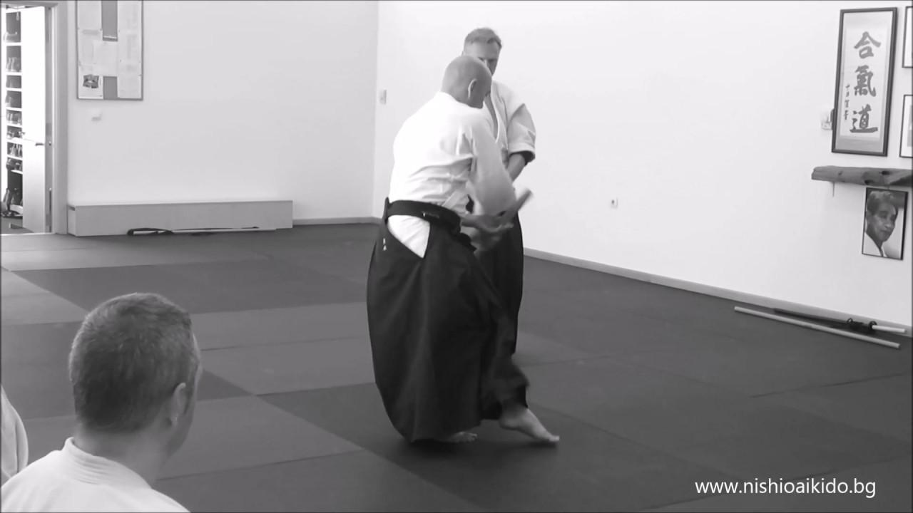 UPCOMING Aikido Seminar with Takashi Kuroki sensei - Sofia, 2017, 12-14 May