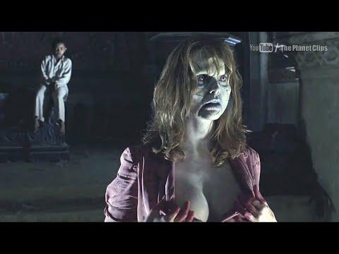 Izabella Scorupco's Devil Face | Horror Movie Scene | Exorcist: The Beginning (2004)