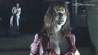 Download lagu Izabella Scorupco's Devil Face   Horror Movie Scene   Exorcist: The Beginning (2004)