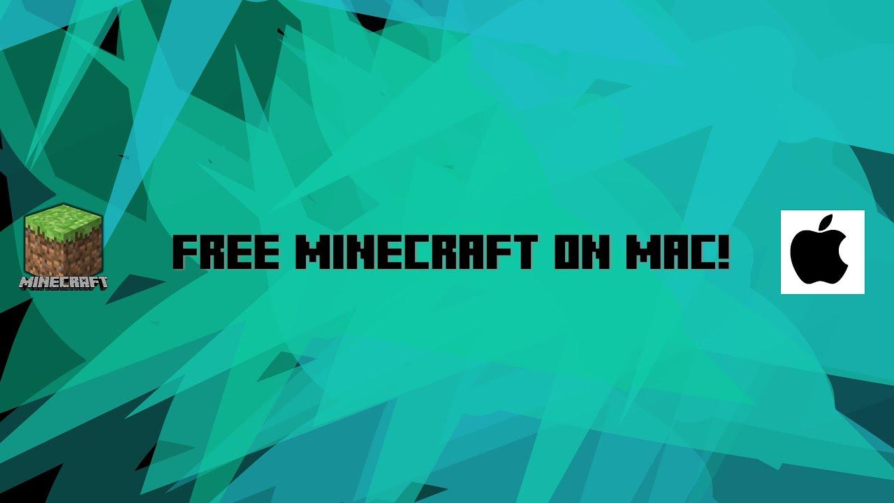 minecraft full game free mac
