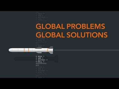 Insight: Global Problems, Global Solutions Pt 1