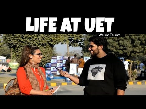 Engineers of Pakistan | UET | Lahore | Walkie Talkies