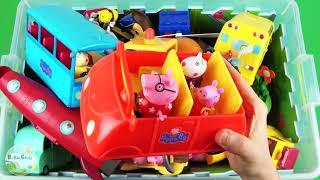 Учить Персонажей, Домашних Животных, Цветов И Транспортных Средств Для Детей. Автомобили,  part 143