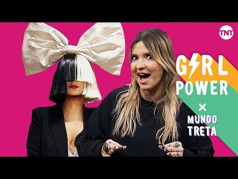 GIRL POWER X MUNDO TRETA: SIA