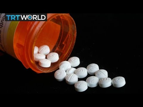 US Opioid Crisis: Record Number Of Deaths By Overdose In NYC