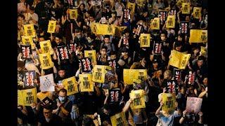 VOA连线(许湘筠): 特朗普:不希望中国暴力镇压香港抗议活动