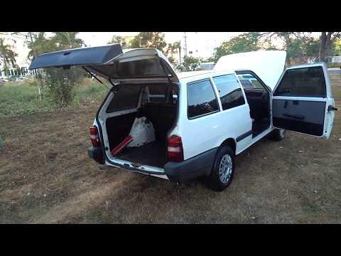 Fiat Elba 1989 Motor 1.3 Faz 15 KM Litro Pneus Novos Raridade Só 7.990 Troco/Passo Cartão